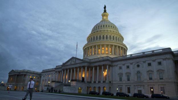 Keine Morgenröte im Budgetstreit in Washington.