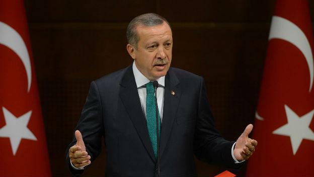 Die türkische Regierung treibt die Verhandlungen mit der EU nicht voran.