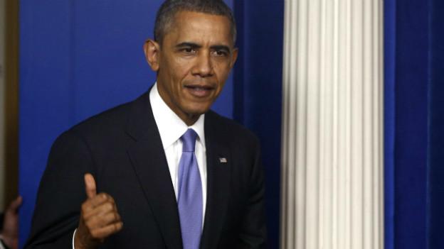 Daumen hoch? Obama wird dieselben Probleme bald wieder haben, sagt der SRF4-Experte.