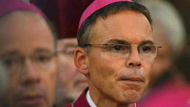 Skandal-Bischof Franz-Peter Tebartz-van Elst.