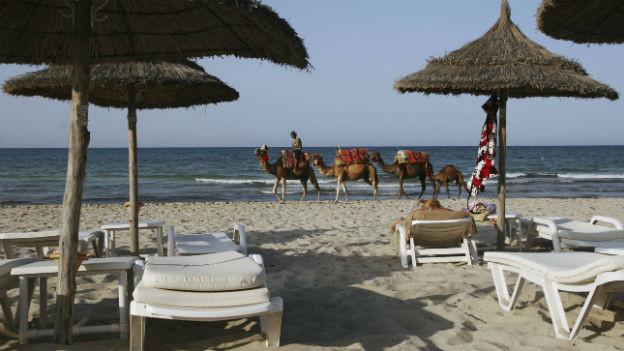 Trotz politischer Unsicherheiten: Die Touristen kommen nach Tunesien.