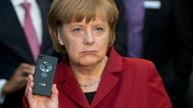 Hat der US-Geheimdienst mitgehört, wenn Kanzlerin Merkel telefonierte?