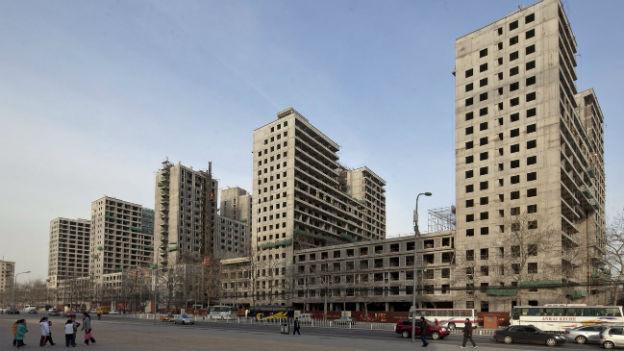 Vor allem in den chinesischen Städten haben die Immobilienpreise massiv angezogen.