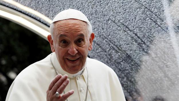 Papst Franziskus ist ein halbes Jahr im Amt.
