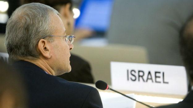 Israel will wieder an Sitzungen des Menschenrechtsrates teilnehmen.