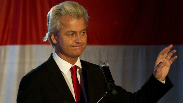 Gert Wilders will Macht der Rechtspopulisten im Europa-Parlament ausbauen.