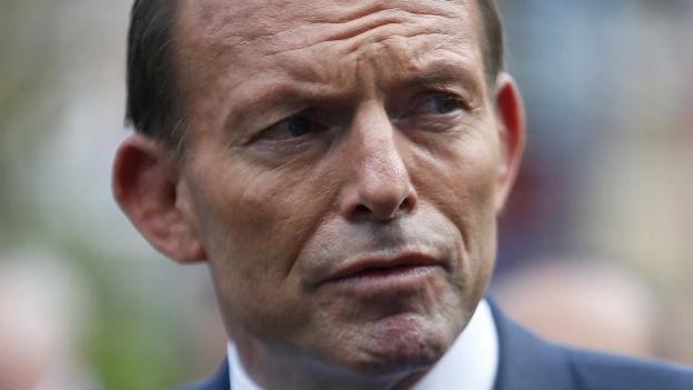 Australiens Premier Abbott  verbittet Milliardenübernahme im Agrarsektor.