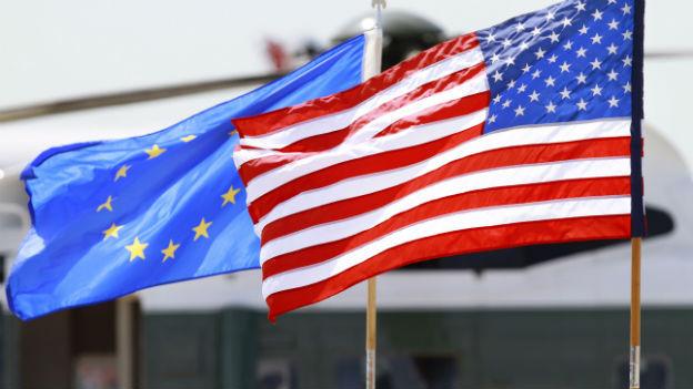 Die Abhör-Affaire trübt die Stimmung zwischen der EU und den USA.