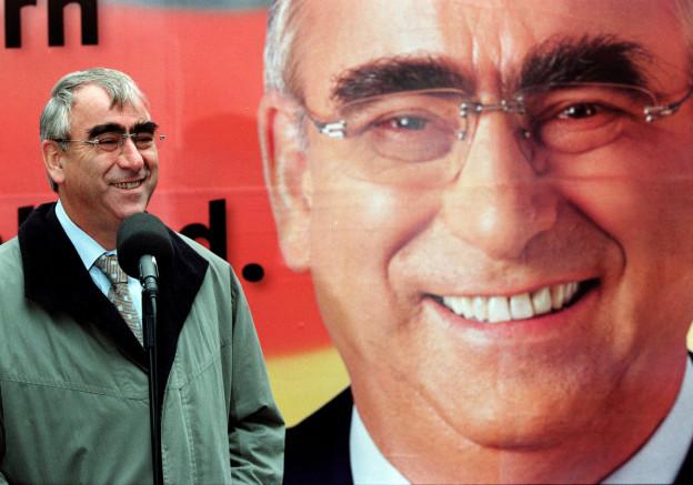 Theo Waigel: «Vater des Euro»