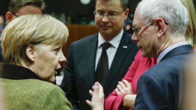 Die EU verhandelt in Brüssel über das EU-Budget