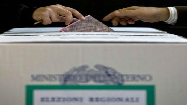 Italien hat gewählt.