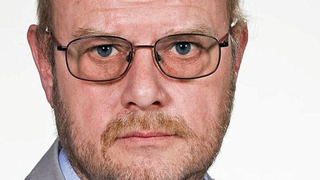 SRF Lateinamerikakorrespondent Ulrich Achermann.