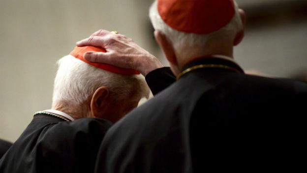 Papstwahl - alle wahlberechtigten Kardinäle in Rom eingetroffen