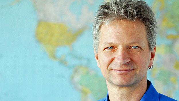 Frank Dörner, Geschäftsführer der deutschen Sektion von «Ärzte ohne Grenzen».