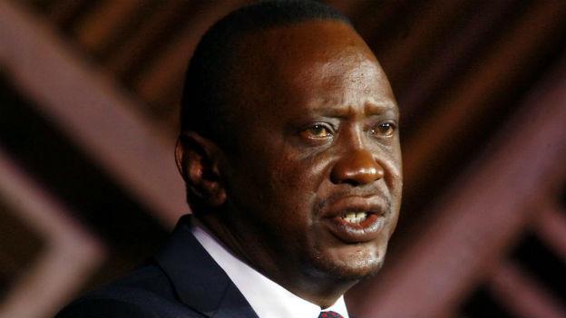 Angeklagt wegen Verbrechen gegen die Menschlichkeit: Kenias frisch gewählter Präsident Uhuru Kenyatta.