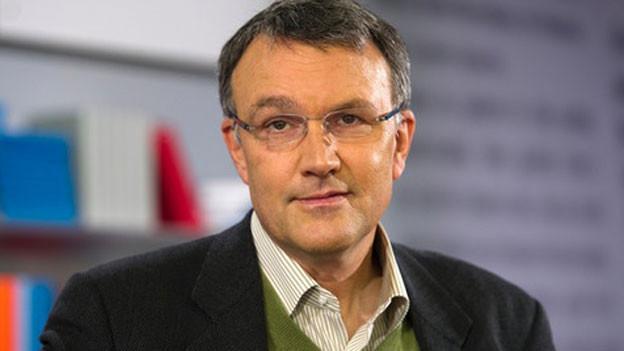 Michael Lüders, Publizist und Nahostexperte