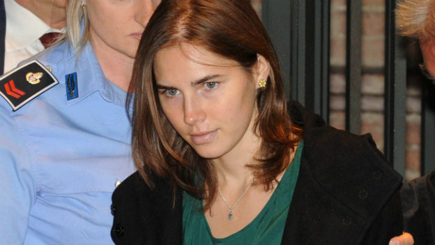 Amanda Knox wurde 2011 freigesprochen, jetzt wird der Fall neu aufgerollt.