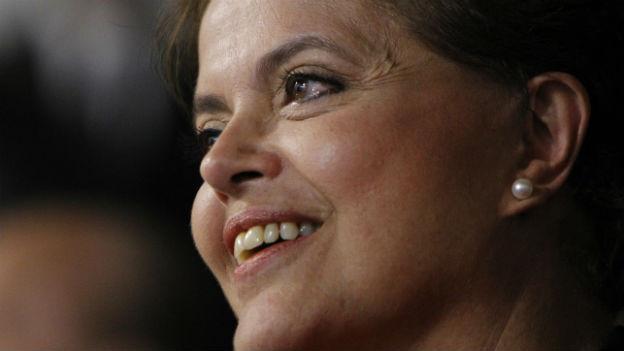 Sieg für die Frauen und für Präsidentin Rousseff.