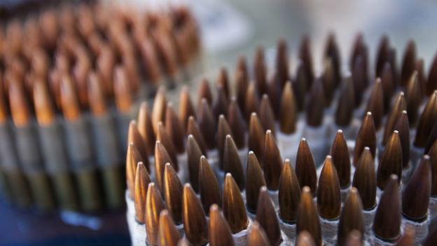 UNO-Entscheid: Bessere Kontrolle des weltweiten Waffenhandels.