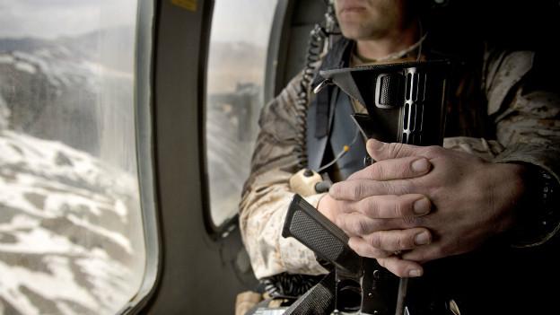 Ende 2014 verlassen die internationalen Truppen Afghanistan.