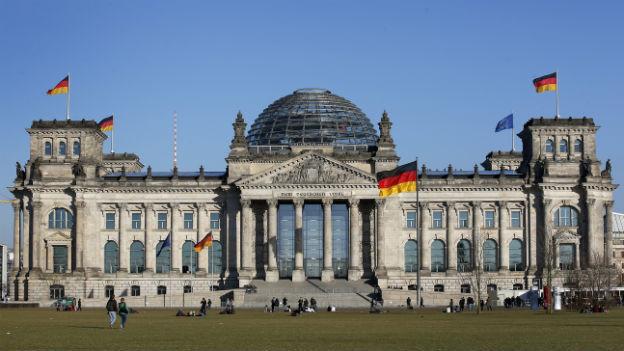 Geringe Chancen für die AfD in den deutschen Bundestag einzuziehen.