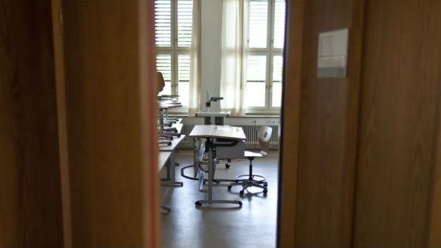 Viele Schulzimmer sind derzeit in Dänemark leer.