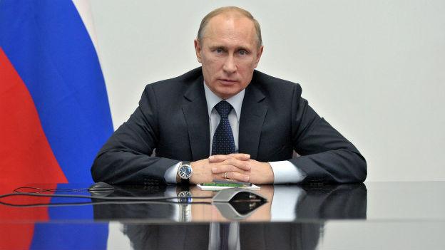 Hält Minister und lokale Gouverneure zum Teil für unfähig: Russlands Präsident Putin.
