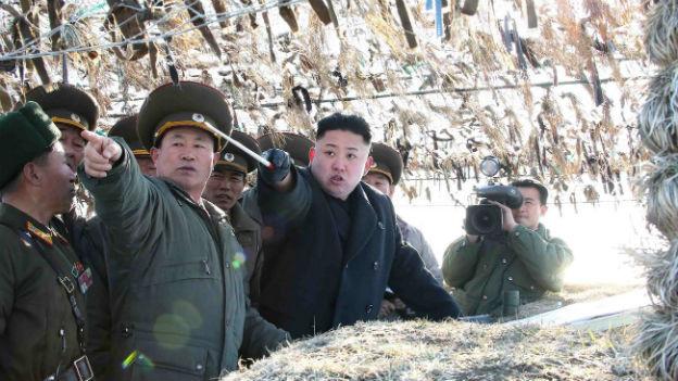 Genug der Drohungen: Jetzt will Kim Jong Un verhandeln.