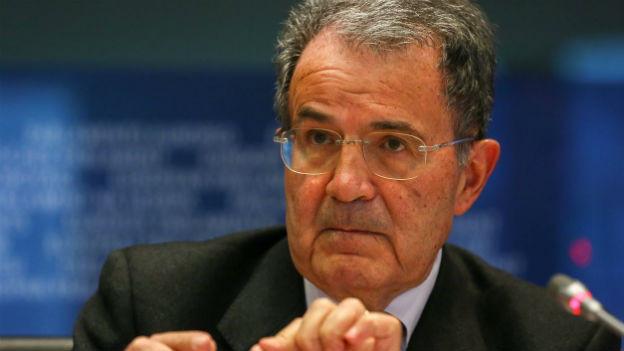 Romano Prodi ist neuer Spitzenkandidat der italienischen Linken.