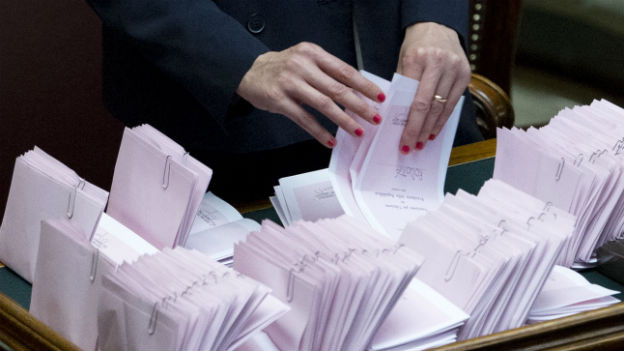 Napolitano-Nachfolge: Auch der 3. Wahlgang ergebnislos