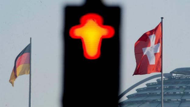 Stehen die Zeichen auf Rot zwischen Deutschland und der Schweiz im Steuerstreit?