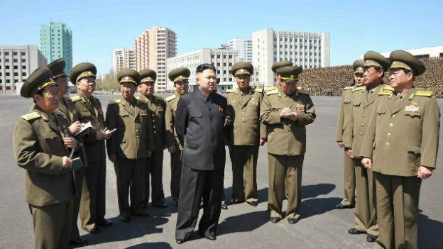 Zeichen der Entspannung von der Führung in Pjöngjang.