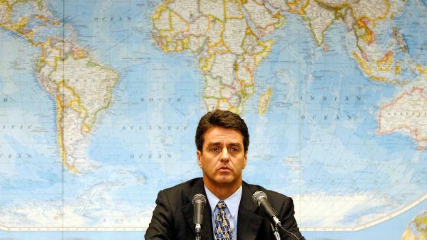 Mit Roberto Azevedo kommt ein Vertreter der Schwellenländer an die Spitze der WTO.