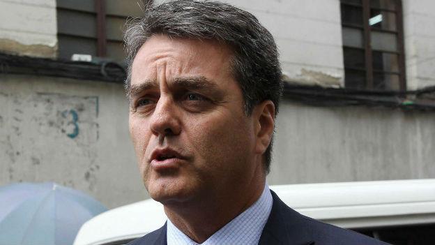 Der neue WTO-Chef Roberto Azevedo.