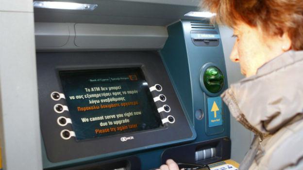 Der erste Hilfskredit für Zypern kommt den Banken zugute.