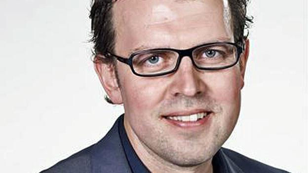 SRF-Osteuropakorrespondent Marc Lehmann.