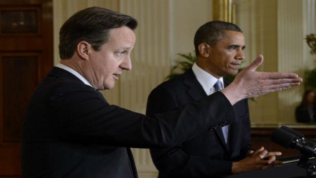 David Cameron: Kehrtwende in der EU-Frage