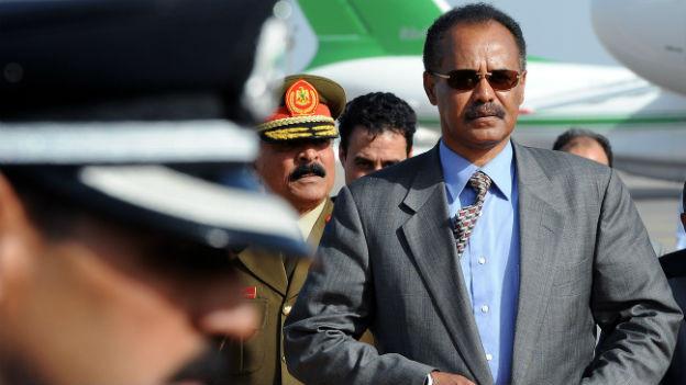 Eritreas Präsident Isayas Afewerki regiert mit eiserner Hand.