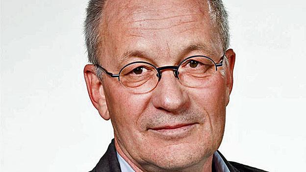 SRF-Südosteuropa-Korrespondent Walter Müller