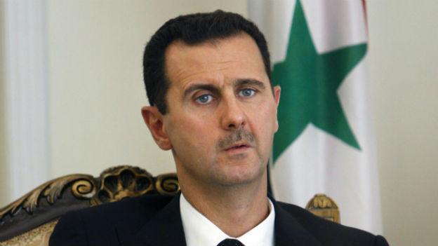 Seltener öffentlicher Auftritt: Syriens Machthaber Assad