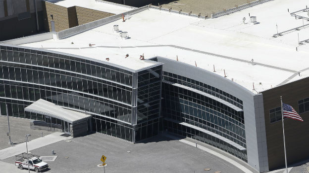 Die Zentrale des Geheimdienstes NSA in Bluffdale, Utah