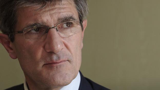 Patrick Odier, Präsident der Schweizerischen Bankiervereinigung