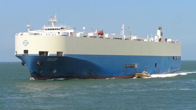 Piraten sind jetzt auch vor der westafrikanischen Küste aktiv.