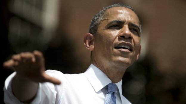 US-Präsident Barack Obama kündigt einen ehrgeizigen Plan zum Klimaschutz an.
