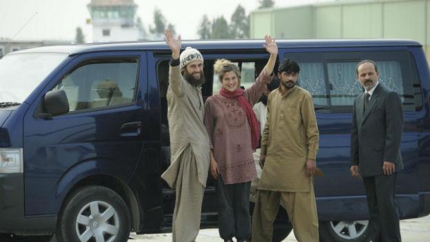 Die Taliban entführten 2011 auch zwei Schweizer Touristen.