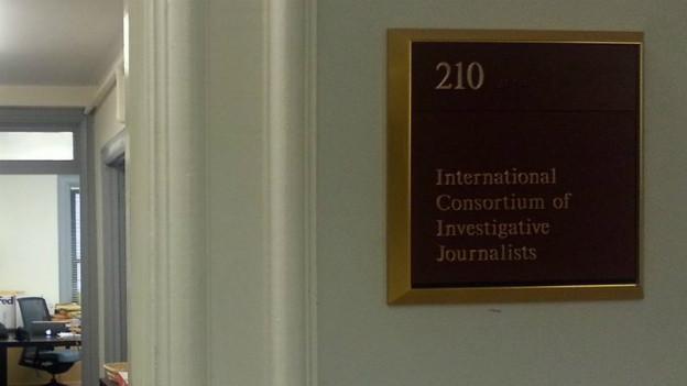 ICIJ: das Konsortium investigativer Journalisten hat «Offshore-Leaks» injiziert.