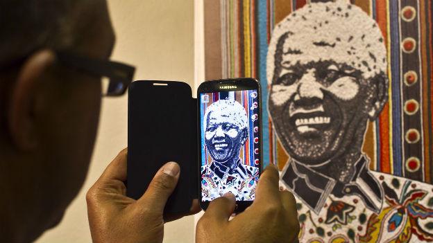 Nelson Mandela feiert heute seinen 95. Geburtstag.