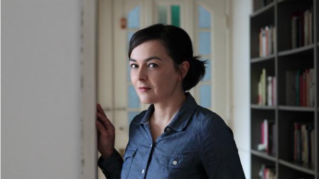 Die Journalistin und Autorin Katja Kullmann