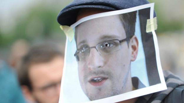 Wir sind alle Edward Snowden: Whistleblower wird es immer geben, sagt Birgitta Jonsdottir.