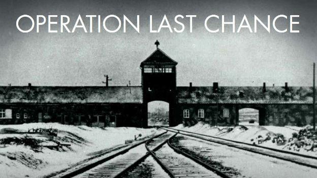 Mit Plakaten sucht das Simon Wiesenthal Zentrum nach Nazi-Verbrechern.